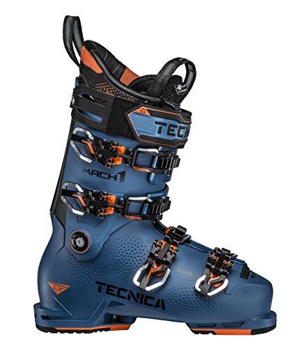 Moon Boot Tecnica - Tecnica Chaussures De Ski Mach1 LV 120 066 Dark Blue Process 202 - Unicolor - 26 - Unicolor