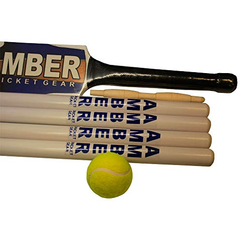 AMBER Sporting Goods Cricket Junior Set Buy The Half Set OR The Full Set
