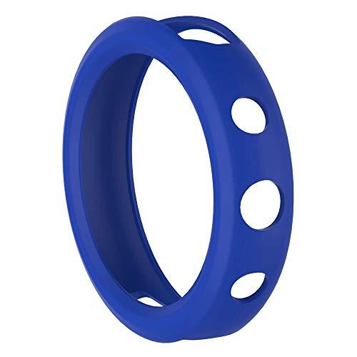 JIANGHONGYAN Reloj Inteligente Compatible con Estuche Protector para ASUS Zenwatch 3 Funda de Silicona para Reloj
