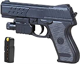 Amitasha Air Pistol Laser Mouser Gun with 6mm Bullets