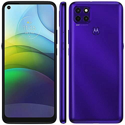 """Smartphone Moto G9 Power Purple, com Tela de 6,8"""", 4G, 128GB e Câmera Tripla de 64MP + 2MP + 2MP"""