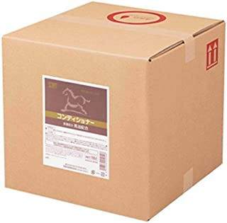 業務用 SCRITT(スクリット) 馬油コンディショナー 18L 熊野油脂 (コック付き)