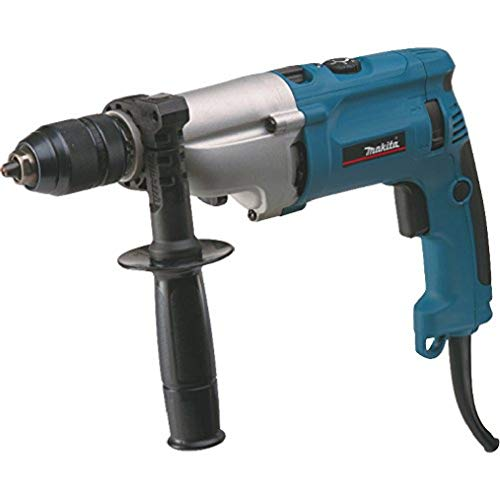 Makita HP2071 Taladro Percutor, 1010 W, 220 V, Color, 5,5x310 mm