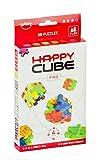 HAPPY- Pro Cardboard Box - Juego de 6 Puzzles en 3D (HCP300)