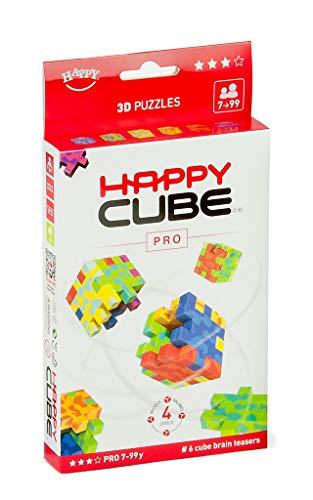Pro Cardboard Box   Juego de 6 Puzzles en 3D (HCP300)