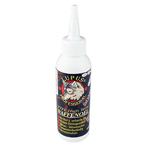 LUPUS Teflon Waffenöl, 50 ml Flasche