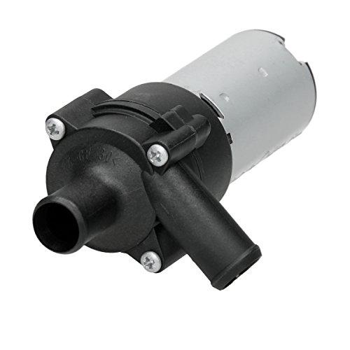 ECD Germany ZWP004 Zusatzwasserpumpe für Heizung Wasserumwälzpumpe Standheizung elektrisch 12V