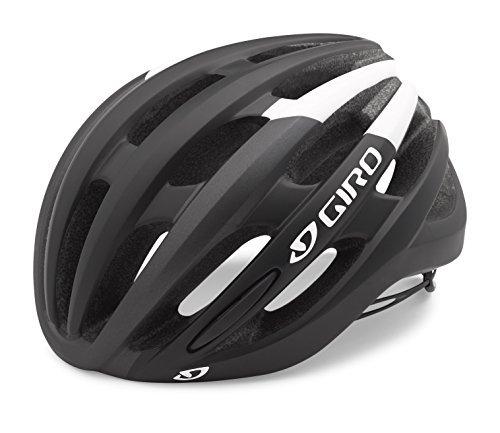 Giro Foray Helmet, Matte Black/White, Medium/15 by Giro