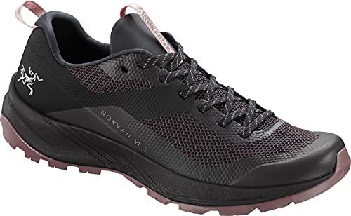 Arc'teryx Norvan VT 2 Women's | Trail Running Shoe for Vertical Terrain. | Black/Gravity, 9.5