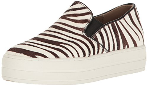 Skecher Street Women's Uplift-Wild Thang Fashion Sneaker,Zebra,10 M US