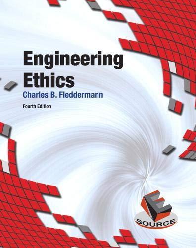 Engineering Ethics (Esource)