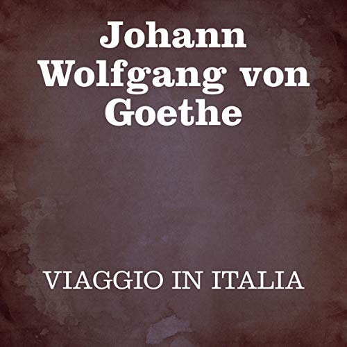 Viaggio in Italia cover art