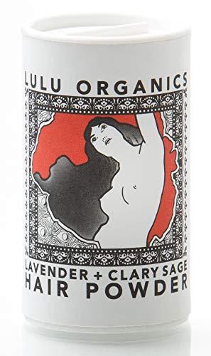 6. Lulu Organics Hair Powder