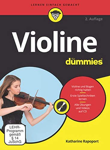 Violine für Dummies