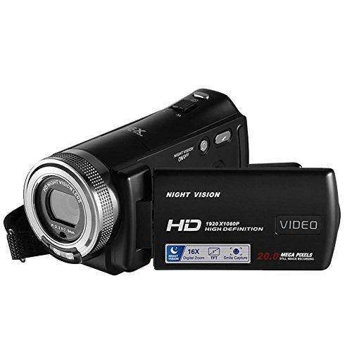 Neue 1080P HD Kamera nach Hause Nachtsicht Infrarotkamera HD Digitalkamera