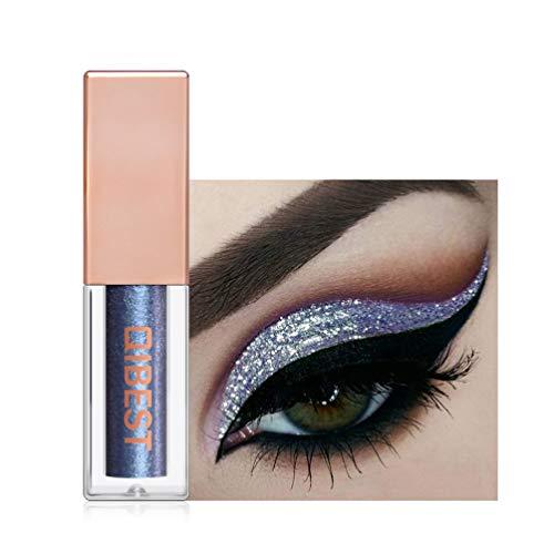 Beaupretty eye-liner liquide pailleté produits cosmétiques liquides fournitures ombre à paupières eyeliner maquillage étincelant étanche