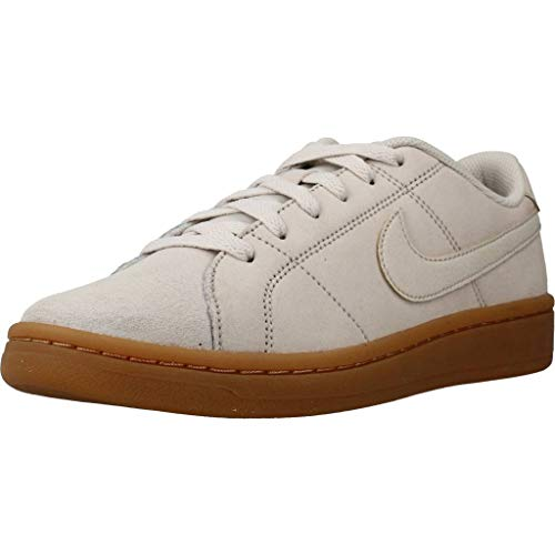 Nike Calzado Deportivo Mujer Court Royale 12 para Mujer Beige 41 EU
