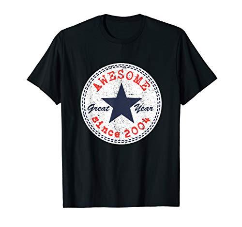 Fantastisch seit 2004 16. Geburtstag Geschenke 16 Jahre alt T-Shirt