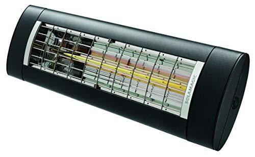 ETHERMA SOLAMAGIC® Infrarotstrahler S3, starker Outdoorstrahler mit 2500 W, Maße (LxBxH): 750x200x92mm, Farbe: nano-anthrazit, SM-S3-2500-NA