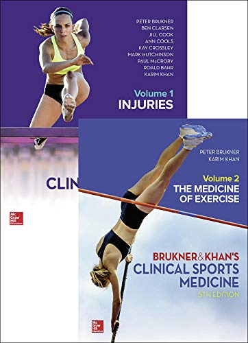 VALUE PACK: CLINICAL SPORTS MEDICINE 5E - VOL 1 & 2