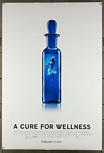 Cure For Wellness, A (2016) Original One-Sheet Movie Poster 27x40 Film Directed by GORE VERBINSKI.