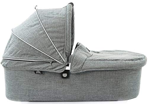 Valco Baby Bassinet Carry cot carrycot navicella for Snap 3 / Snap 4 Navicella (Tailormade Gray Marle)