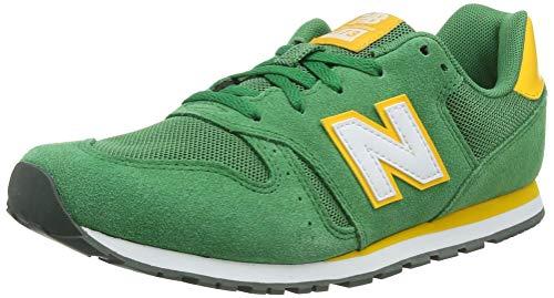 New Balance 373, Zapatillas, Varsity Green, 35.5 EU