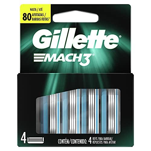 cartucho mach3 sensitive fabricante Gillette