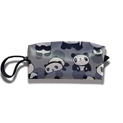 TRFashion Toiletry Bag Cute Teddy BearStorage Bag Beauty Case Wallet Cosmetic Bags Sac de Rangement Trousse de Toilette