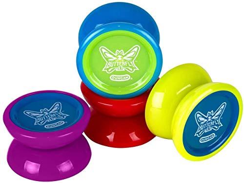 Duncan Toys Kunststoff Schmetterling XT yo-yo-Assorted Farben