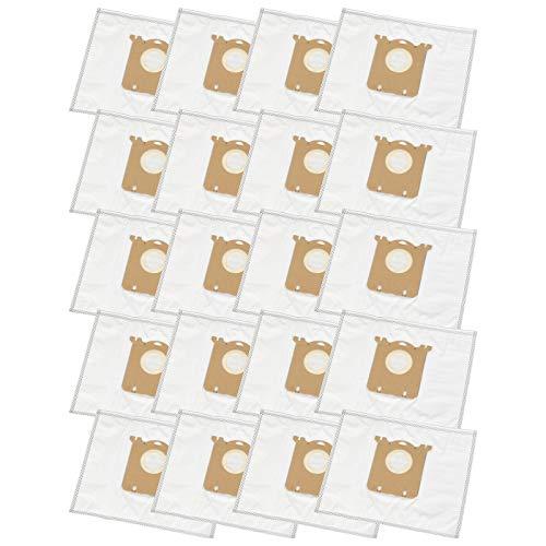 20 bolsas para aspiradora AEG Equipt AEQ15, AEQ16, AEQ17