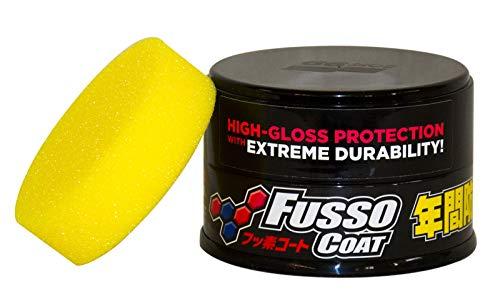 SOFT99 10271 Fusso Coat 12M Wax Dark