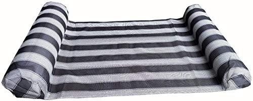 Ceiling Pendant Coussin de Repos Voiture Gonflable Lit d'eau Flottant Lit PVC Jouet Gonflable Eau Jeu Floating Bed (Color : Grey)
