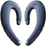 Auriculares Bluetooth, Cómodos Sin Dañar el Tímpano, Auriculares...