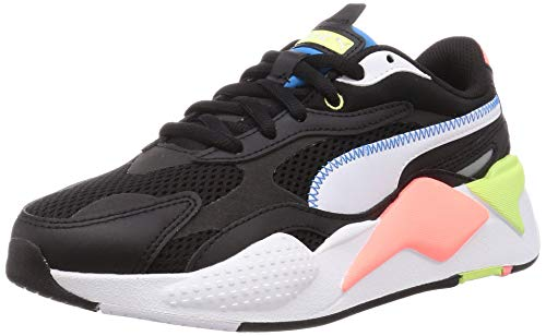 Puma 37323601, Chaussure athlétique Tout Sport Mixte, Negro, 36 EU