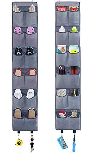 homyfort Organizador De Zapatos de tamaño Grande para Colgar De La...