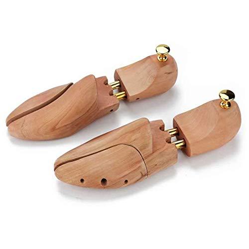 SJYSD-Bath Mat Ensanchadores de Zapatos - Zapatero de Madera de Cedro Premium