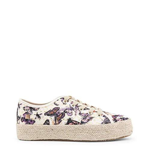 Laura Biagiotti 750_But Sneakers Femme Brun 37