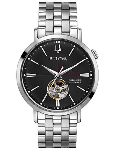 Bulova Armbanduhr 96A199 Herrenuhr