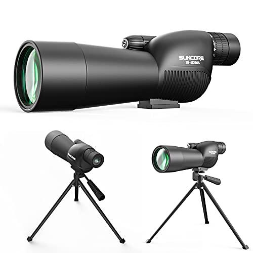 Suncore HD Zoom Spotting Scope - Standard 15-45x60...