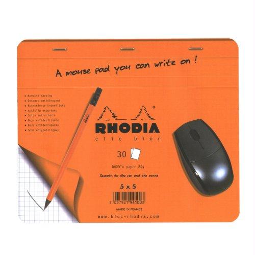 ロディア『クリックブロック マウスパッド』