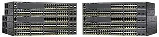 Cisco Catalyst 2960X-24TS-LL - Interruptor - 24 Puertos - Gestionado - Escritorio, Montable Rack