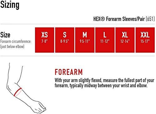 McDavid Hexpad Arm Sleeve