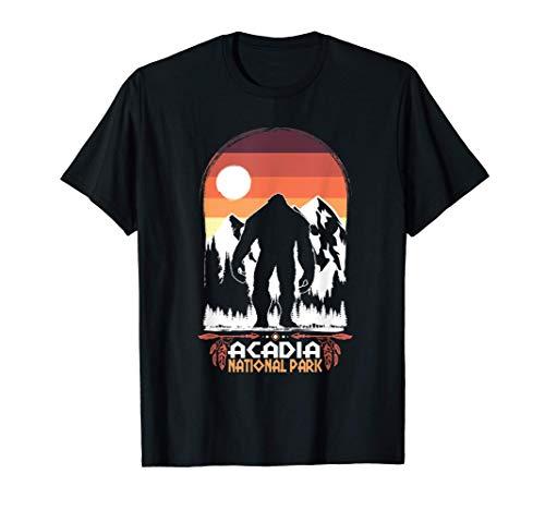 Parc national de l'Acadie - Cadeau souvenir du Maine Concept T-Shirt