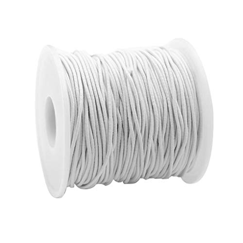 Centitenk Crafting Stretch String Stretchable Bracelet Bead Thread Elasticated Cord for DIY Jewellery Making