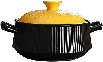 Praktisch Casserole gerechten 3.17 QUART SEP HOT POT KERAMISCHE BANSSEROUR, GEZONDE COOKWARE AARDEN POT CLAY POT CASSEROLE...