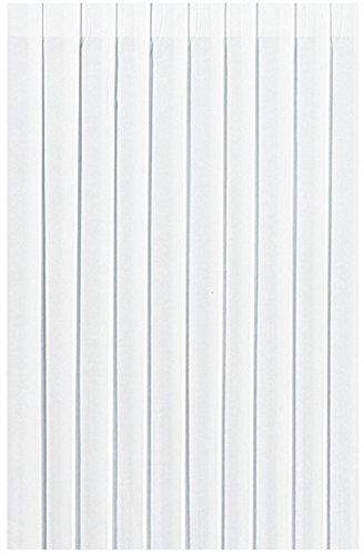 Duni Table-Skirtings Uni weiß 4m x 72cm Dunicel