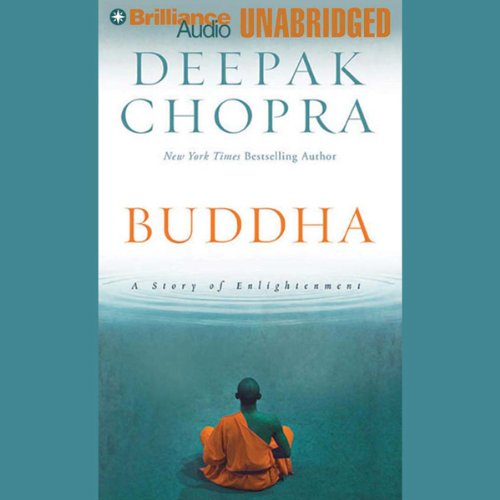 Buddha audiobook cover art