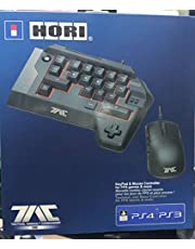 Hori Official Sony Licensed TAC Four Type M2 Bluetooth Upgrade Edition Mouse and Keyboard Controller for Playstation 4