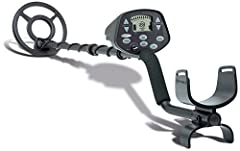Manual ground balance for highest performance in more adverse conditions Deepest seeking detector 3-Digit target ID Precise metal detector ideal for accurately detecting specific targets at depth Motion All-Metal, Progressive Discrimination, Notch, a...